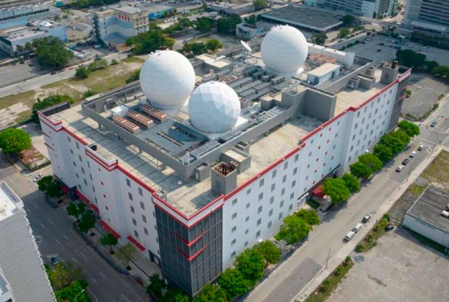 Centro de datos y negocios ubicado en Miami